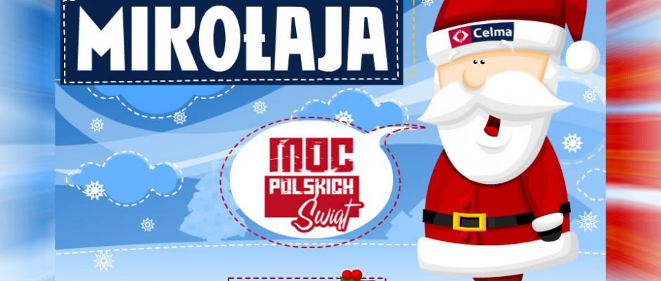 Rozwierć Mikołaja (Ream Chocolate Santa) is a game where player select a tool to ream the chocolate from the Santa Claus. To read the entire Christmas whishes user must remove chocolate using every tool that is available.