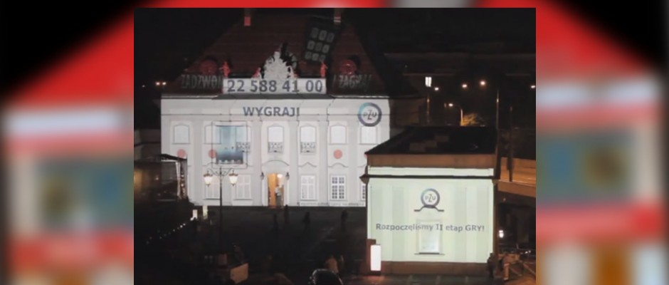 Game Noc na Zamku was created for PZU company to promote their rebranding. During the event called Night of Museums, this game was displayed on the wall of The Royal Castle in Warsaw and allowed six people play together on this giant screen – they use their own cellphones to[...]